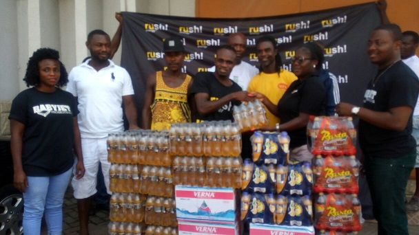 Twellium Industries backs Tagoe to win world title fight