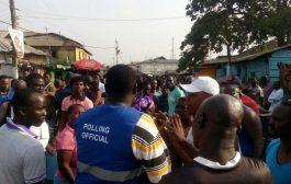 Voting halted at Sakumo Tsoshishi over NDC, NPP exchanges