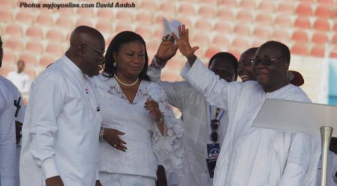 Photos: NPP holds charged national thanksgiving service  By MyJoyOnline