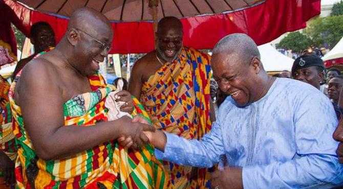Concede Defeat – Akufo-Addo To Mahama
