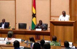 Mahama officially inaugurates Transition team