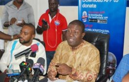NPP Drops Woyome List