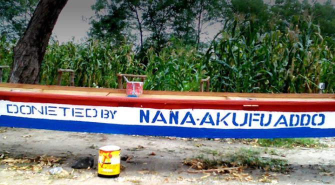 Apego Community Grateful To Nana Addo