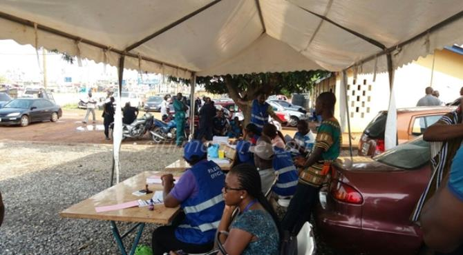 Phase 2 of special voting underway [Photos]