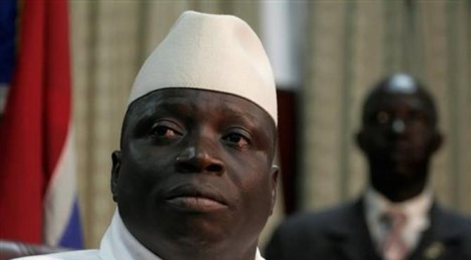 Gambia's Yahya Jammeh loses to Adama Barrow