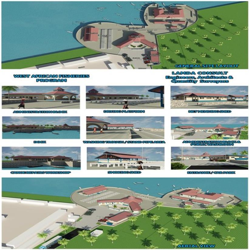 Fisheries Ministry to launch fish landing site project in Anloga  By MyJoyOnline