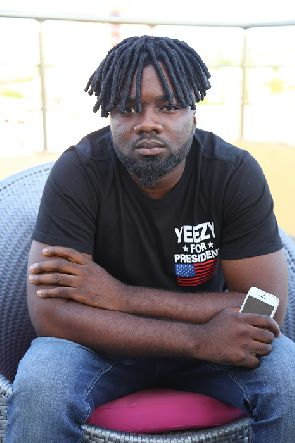Ghanaians paid attention to my videos not songs - Lord Paper