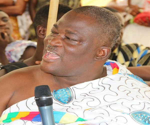 Otumfuo's Mawerehene to contest Council of State election