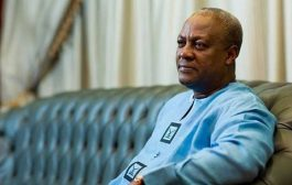 Mahama refuses to vacate official residence; Bawumia stranded