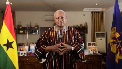Farewell! History will be my judge - Mahama