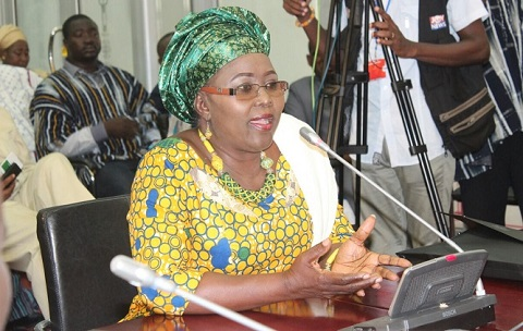 NPP govt committed to election of MMDCES - Hajia Alima