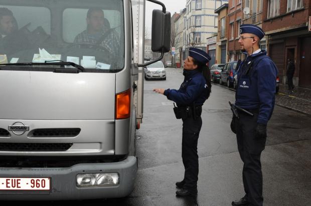 Anti-terror and major crimes police take most sick leave