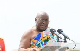 Photos: Akufo-Addo fulfills his 'father's dream' to become President