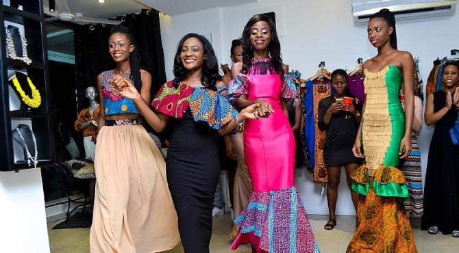 """Afro Mod launches """"Harmattan"""" Collection"""