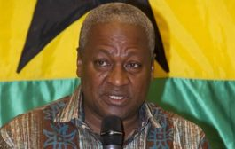Former President Mahama dispels claim he refused to vacate residence