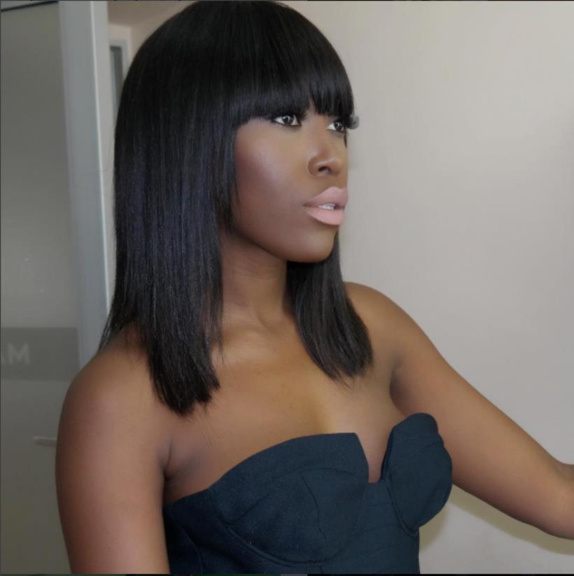 New Year, New Hair! Check Out Vimbai's Smouldering New Look