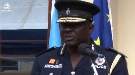 IGP Reshuffles Senior Police Officers....Kofi Boakye Moves To National HQ!