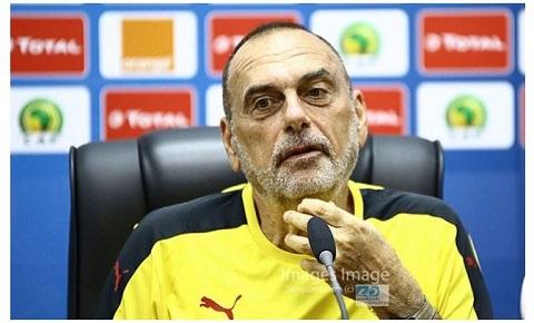 GFA, Sports Ministry rant affected Black Stars in Gabon - Grant
