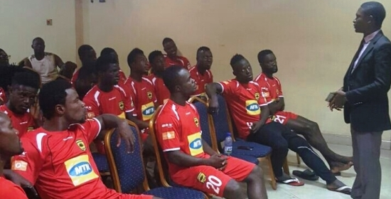 Asante Kotoko organize orientation for coaches and players