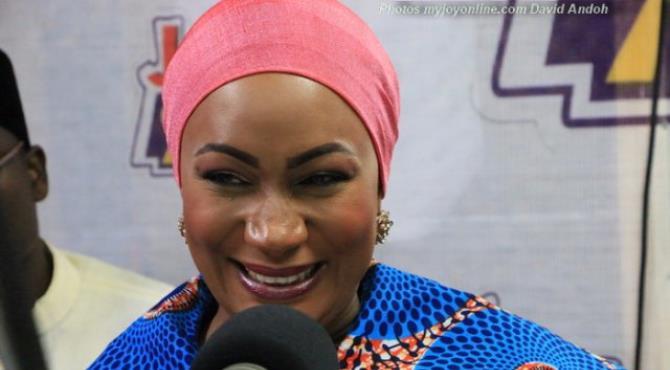 Pope Skinny apologies to Samira Bawumia over 'Sugar Mummy' request