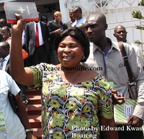 Where Did You Get The 30,000 Dollars From? - Court Queries Akua Donkor