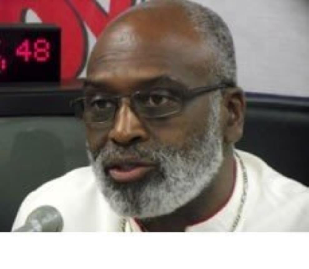 'Put away political colors, start thinking about Ghana' - Palmer-Buckle