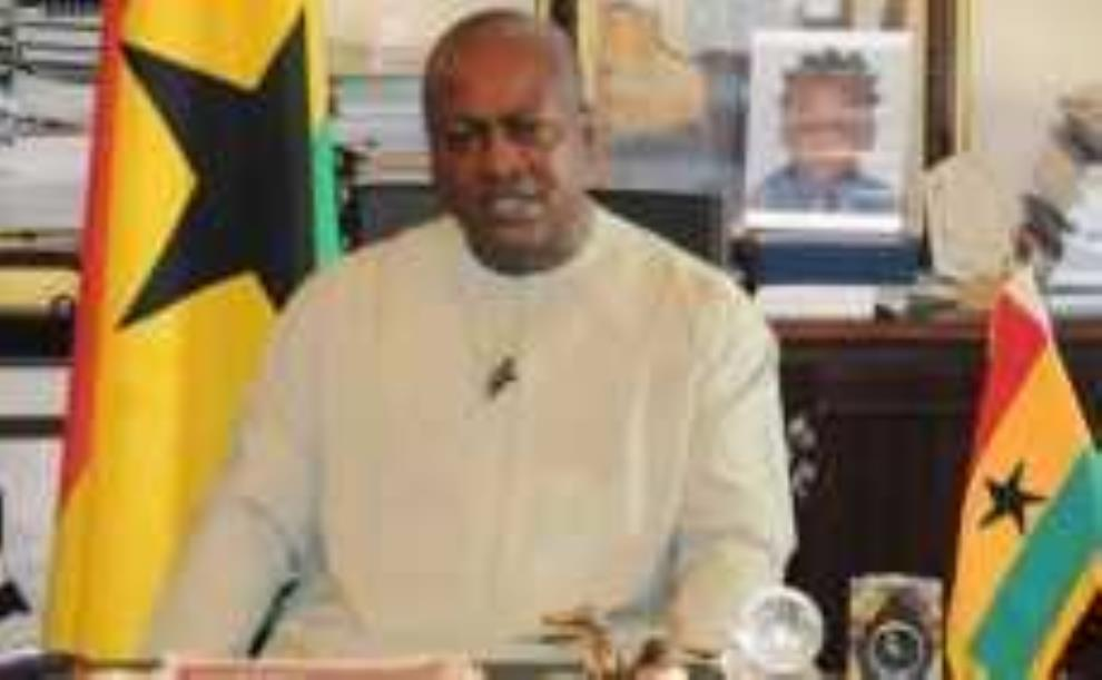 Mahama Made Boys Who Couldn't Rent For Themselves As Ministers – NDC MP Claims