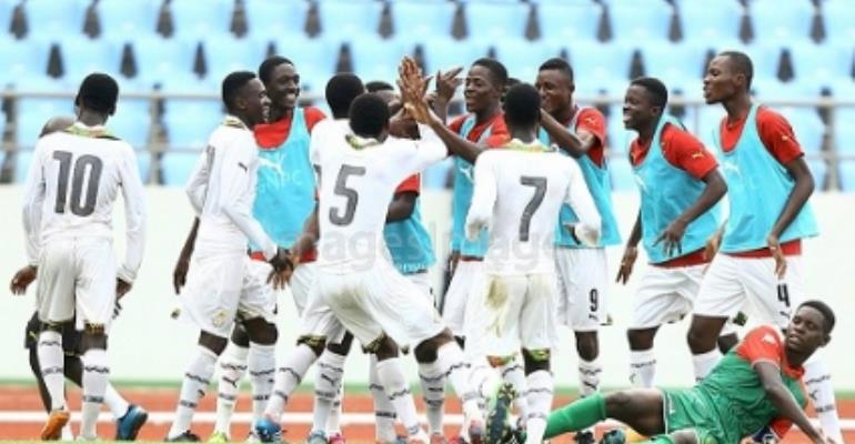 Black Starlets beat Madina Republicans 3-1 in friendly to prepare for African U17 Nations Cup
