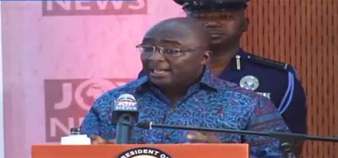 Bawumia: We have made 103 achievements in 100 days