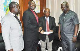EP Church, Ghana pledges to work with govt to achieve devt
