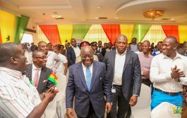 Not even my wife will convince me not to prosecute corrupt officials – Akufo-Addo