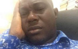 Capt. Mahama, I can't eat because of your death - Prof. Gyampo