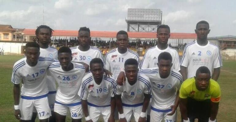 Match Report: Berekum Chelsea 0-0 Great Olympics- Blues fail to break improved Wonder Club