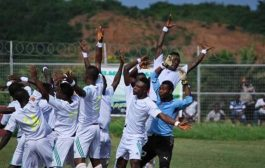Match Report: Elmina Sharks 1-0 Ebusua Dwarfs- Sharks swallow Dwarfs in regional derby