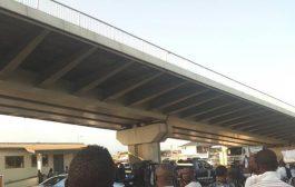 Chaos at Circle: Police fire warning shots to disperse mob
