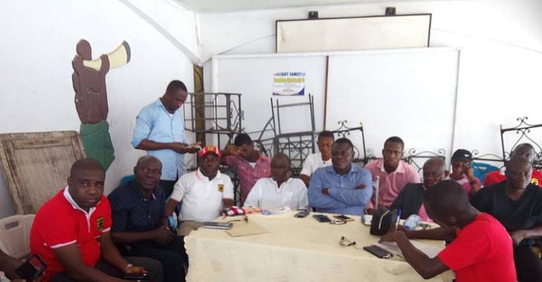 Kotoko Executive Chairman Dr Kyei meets supporters chiefs to halt team's decline