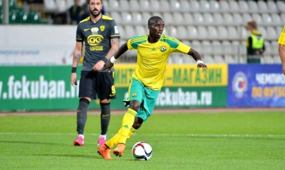 Ghana midfielder Rabiu Mohammed finally recovers from horrific ankle injury