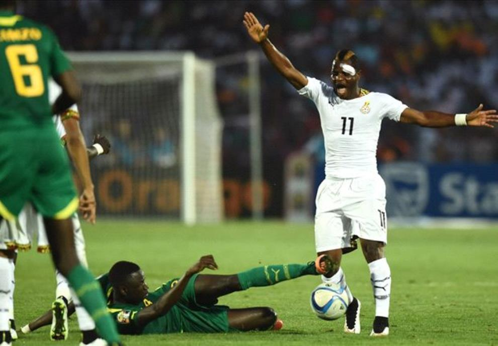 Wakaso, Badu could make Black Stars return after U.S.A and Mexico friendlies