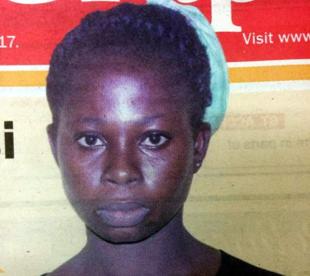 Woman who allegedly raised false alarm in Maj Mahama's murder arrested