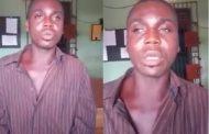 'Real killer' of Major Maxwell Adam Mahama confesses