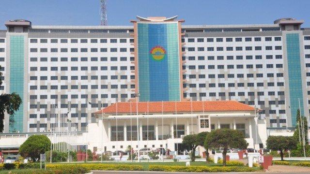Breaking News: Tenth floor of Job 600 on fire