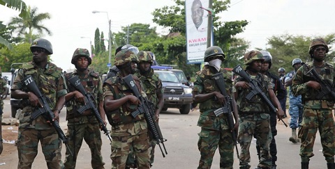 Operation Vanguard in first major clash with illegal miners; one dead