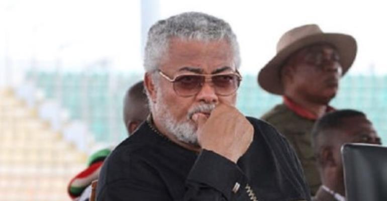 Sack Rawlings from NDC if… – Alhaji Bature