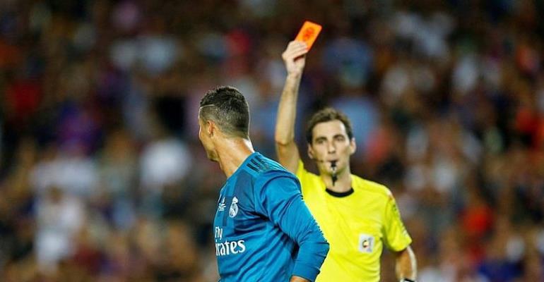 Real Madrid boss Zidane 'upset' by 'excessive' Ronaldo ban