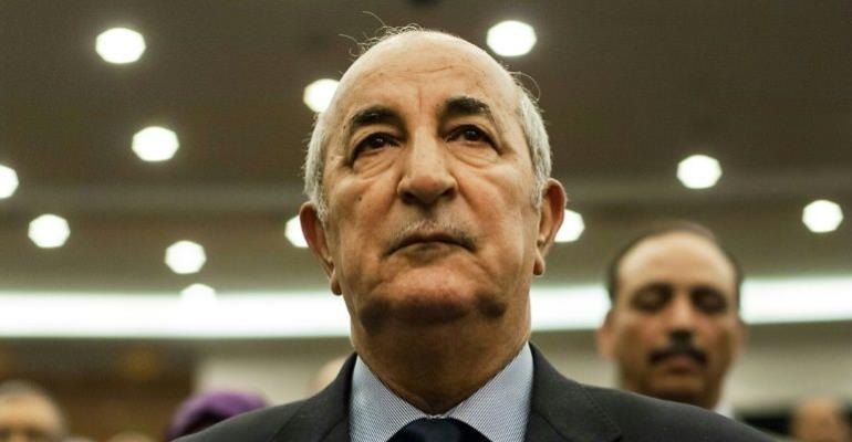 Algeria's PM sacked after less than three months in office