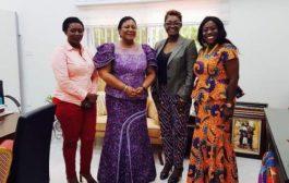 First Lady pledges support for Black Star International Film Festival