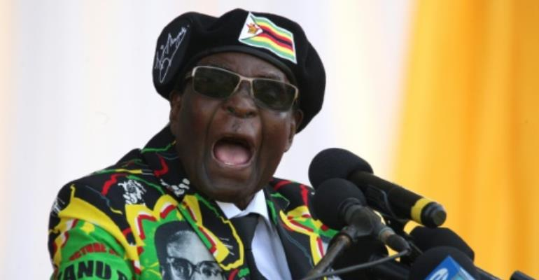 Military takes to streets in Zimbabwe but denies coup