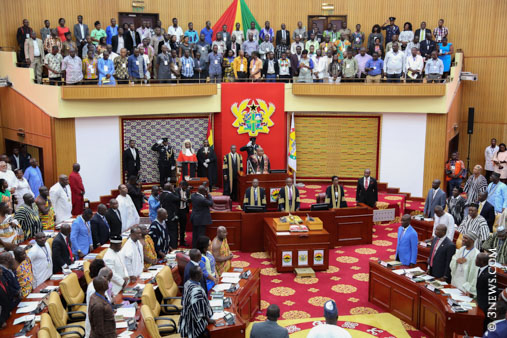 Parliament invites memos from visa applicants