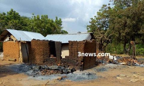 Nomadic herdsmen burn 9 homes in Kwahu