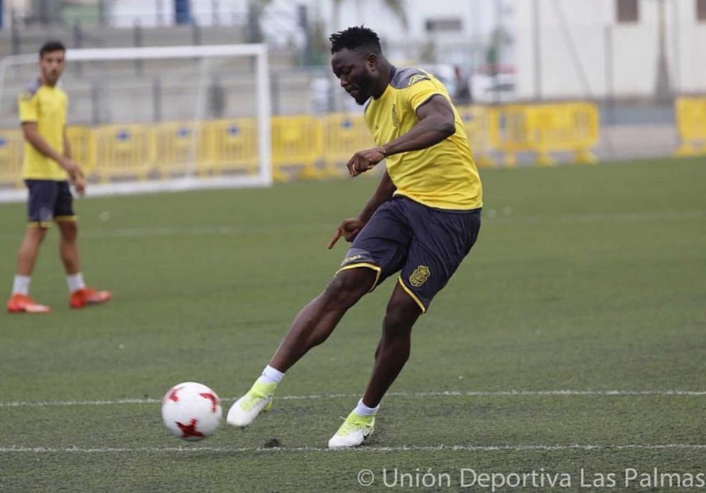 Free-Agent Muniru Sulley On Trial At Spanish La Liga Side Las Palmas